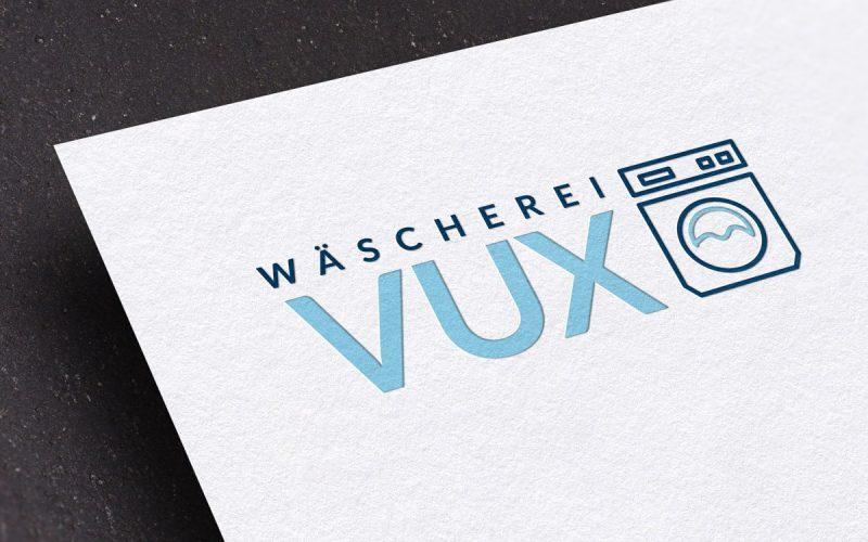 waescherei-vux-logo-entwicklung